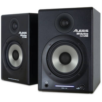 "Alesis M1Active 520 USB 2-Way 5"" Stereo Nearfield Monitor (Pair)"