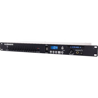Allen & Heath ICE-16 USB Recorder and 16-Input /16-Output Audio Interface