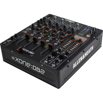 Allen & Heath Xone:DB2 Professional DJ FX Mixer