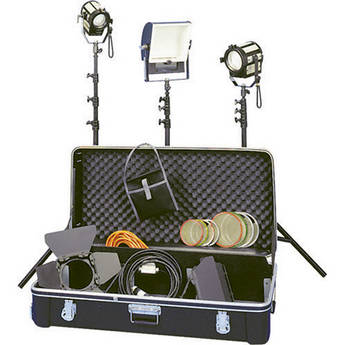 Altman Swing Pac Tungsten 3-Light Kit