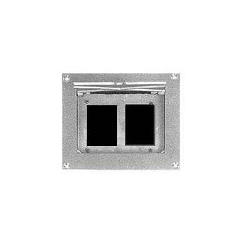 Altman Flush Wall Box - 2 Blank Panels