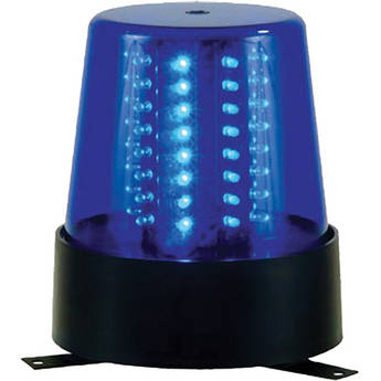 American DJ B6 LED Police Beacon--Blue (120VAC)