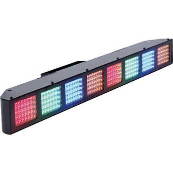 American DJ Color Burst 8 DMX Color Wash LED Light (120VAC)
