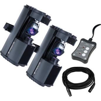 American DJ Comscan LED Scanner System