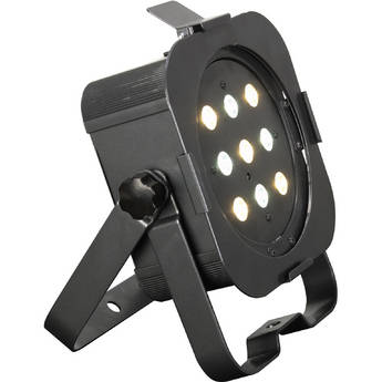 American DJ Flat Par CWWW9 Professional Low Profile LED Par Can