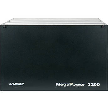American Dynamics AD2010N Standard Bay for MegaPower 3200 System (120VAC)
