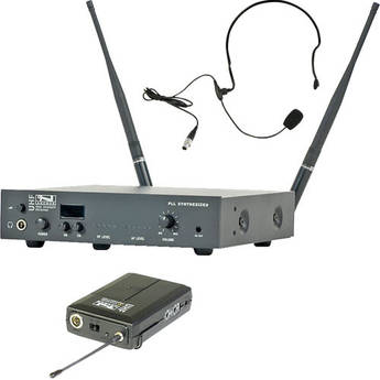 Anchor Audio UHF-6400 Wireless Microphone System