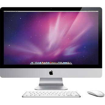 "Apple 27"" iMac Desktop Computer"