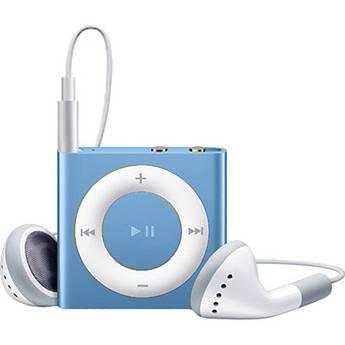Apple 2GB iPod shuffle (Blue, 4th Generation)