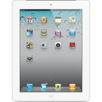 Apple 16GB iPad 2 with Wi-Fi + 3G (AT&T, White)
