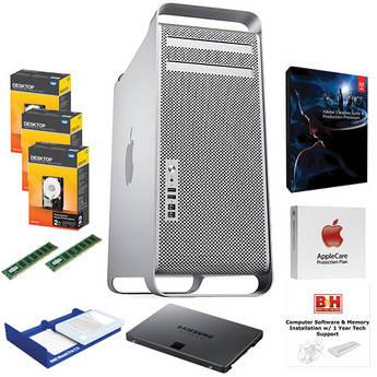 B&H Photo Mac Pro Workstation Mac Pro Kit with Adobe Production Premium CS6