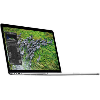 "Apple 15.4"" MacBook Pro Notebook Computer with Retina Display"