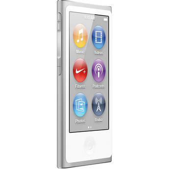 Apple 16GB iPod nano (Silver, 7th Generation)