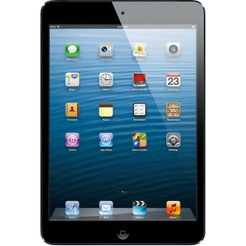 Apple 64GB iPad mini with Wi-Fi and 4G LTE (AT&T, Black & Slate)
