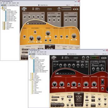 Applied Acoustics Systems Strum Bundle - Acoustic and Electric Guitars