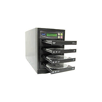 Applied Magic 4-Bay DVD Duplicator System