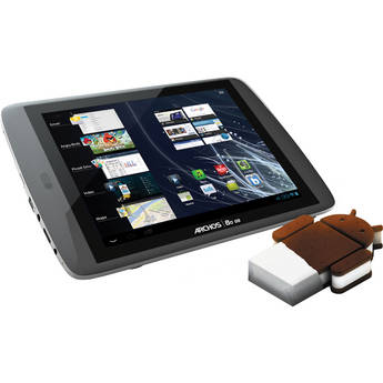 "Archos 8GB 80 G9 Turbo 8"" WiFi Tablet with Android 4.0"