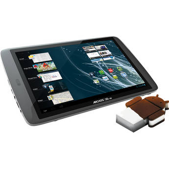 """Archos 250GB 101 G9 Turbo 10.1"""" WiFi Tablet with Android 4.0"""