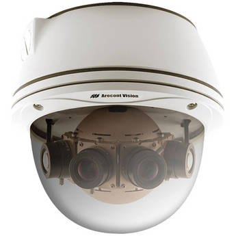 Arecont Vision AV20185 180° Panoramic Day/Night SurroundVideo IP Camera (Heater & Blower)
