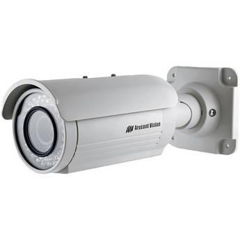 Arecont Vision AV2125IR 1080p Day/Night H.264 MegaView IP Camera with IR Illuminator