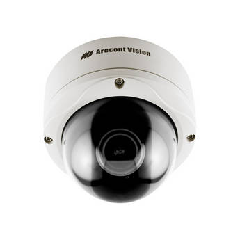 Arecont Vision AV2155DN-1HK IP MegaDome Day/Night Camera with Heater (2 MP)