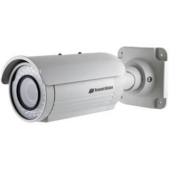 Arecont Vision AV3125IR 3 MP Day/Night MegaView IP Camera with IR Illuminator
