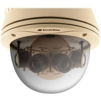 Arecont Vision AV8185DN 8 MP H.264 Day/Night 180° Panoramic IP Camera