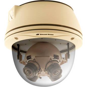 Arecont Vision AV8365DN 8 MP H.264 Day/Night 360° Panoramic IP Camera