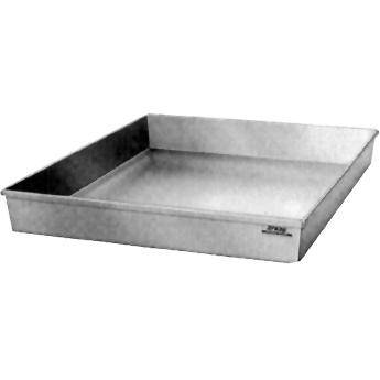 "Arkay 1114-6 Stainless Steel Developing Tray for 11x14"" Paper (6"" Deep)"