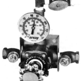 Arkay Econo Reg 1B Water Temperature Control Panel