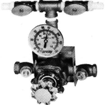 Arkay Econo Reg 1-D Water Temperature Control Panel