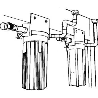 Arkay FP-10 Water Filter Package