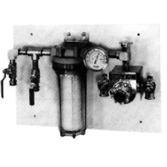 Arkay Reg 6 Water Temperature Control Panel