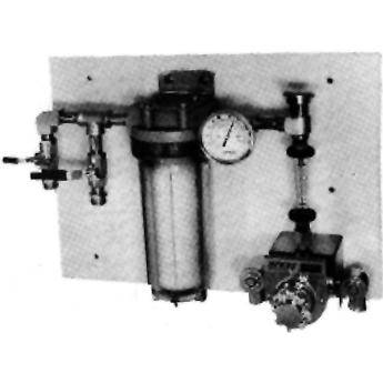 Arkay Reg 7 Water Temperature Control Panel
