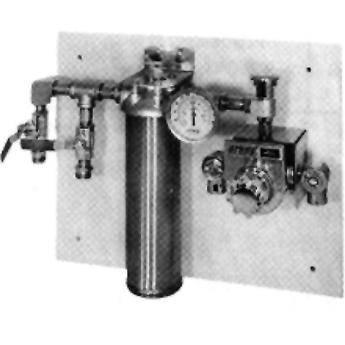 Arkay Reg 8 Water Temperature Control Panel