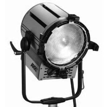 Arri T5 Location Fresnel - 5000 Watts, Hanging - Black (120-230VAC)