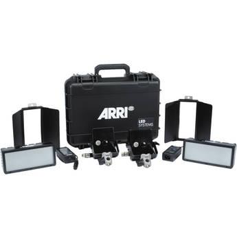 Arri Locaster LED Panel AC/DC Double Kit (120VAC/36VDC)