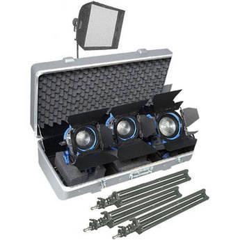 Arri Softbank D2 Three Light Kit