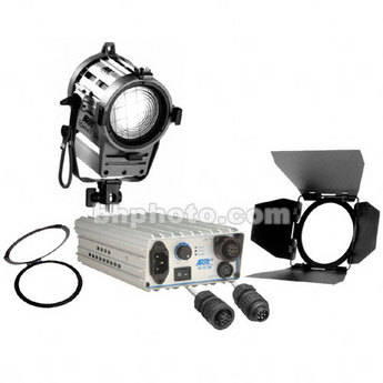 Arri Compact HMI 200W Fresnel Light Kit (90-250V)