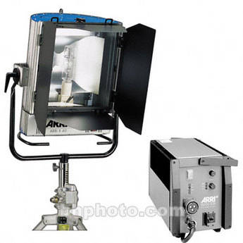 Arri X-60  6KW HMI Open Face 1 Light Kit