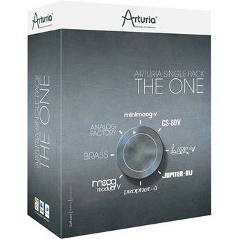 Arturia The ONE - Virtual Instrument (Download)