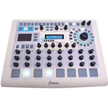 Arturia Spark Hardware Drum Machine Synthesizer