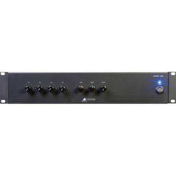 Australian Monitor AMC+30 3x1 Rack Mountable Mixer/Amplifier