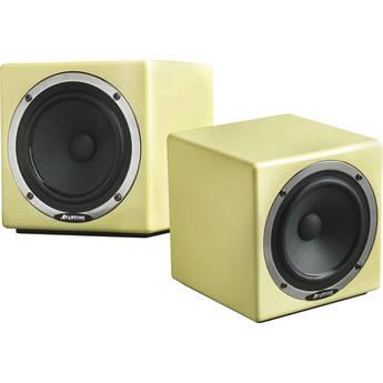 Avantone Pro Active MixCube Powered Full-Range Mini Reference Monitors (Retro-Cream)