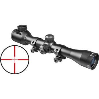 Barska 4x32 Plinker-22 Riflescope (Black Matte)