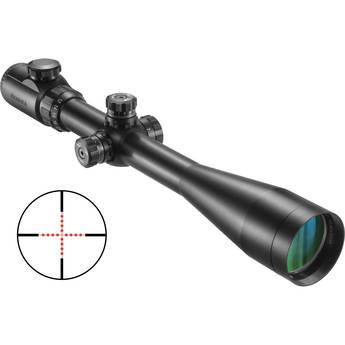 Barska 10-40x50 SWAT Sniper Riflescope (Black Matte)