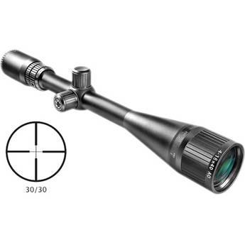 Barska 4-16x40 AO Varmint Riflescope (Black Matte)