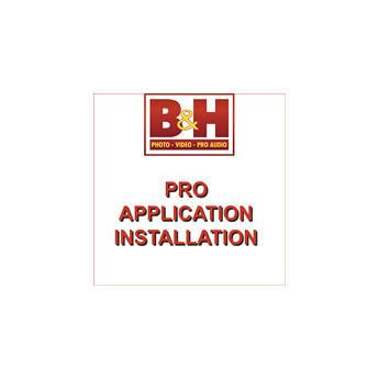 B&H Photo Video Pro Application Installation