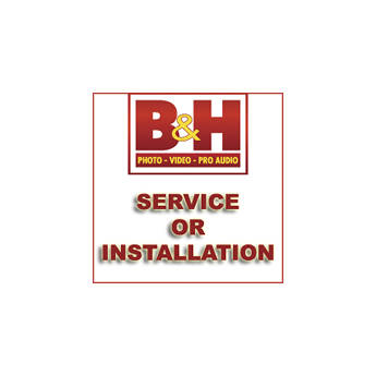 B&H Photo Video Productivity Software Installation Service