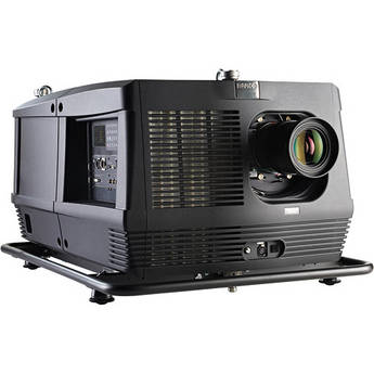 Barco HDQ 2K40 3-Chip DLP Projector with Lens